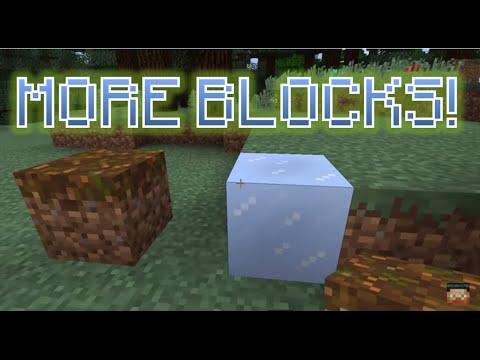 Minecraft XBOX/PS4 TU25 Update: Red Sand, Podzol, and MORE BLOCKS!!