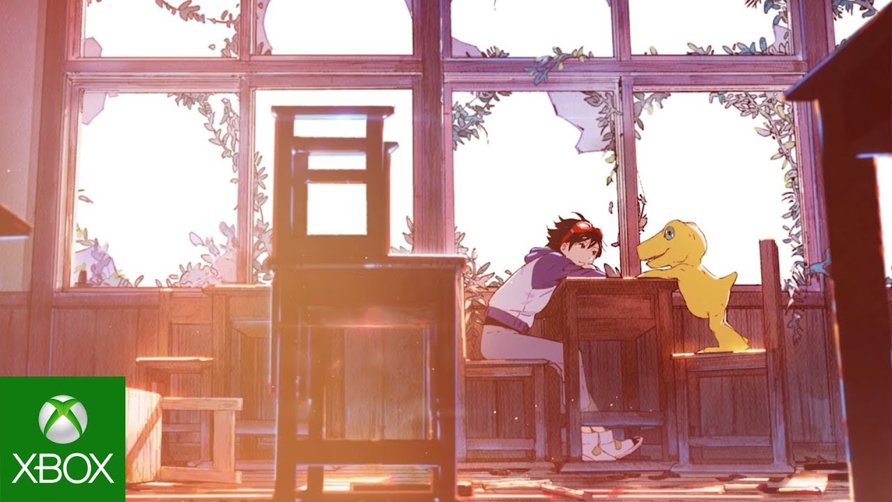 Digimon Survive: Announcement Trailer