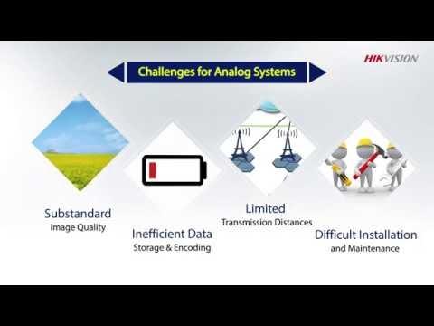 Hikvision giới thiệu dòng sản phẩm HD-TVI TURBO 3.0 có nhiều đột phá về công nghệ: 1. Công nghệ nén H.264+ : cho hình ảnh nhẹ hơn 50% so với công nghệ H.264; 2. Khoảng cách truyền hình ảnh xa đến 1,200m