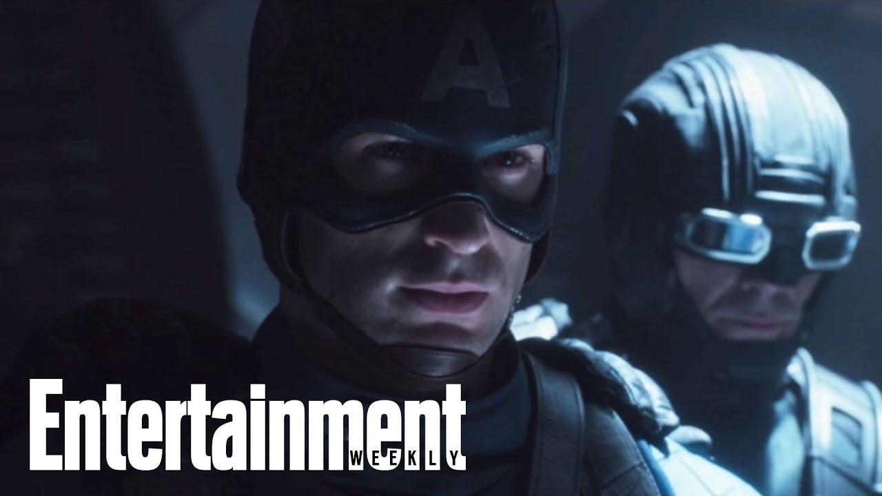 EW Cheat Sheet: Captain America