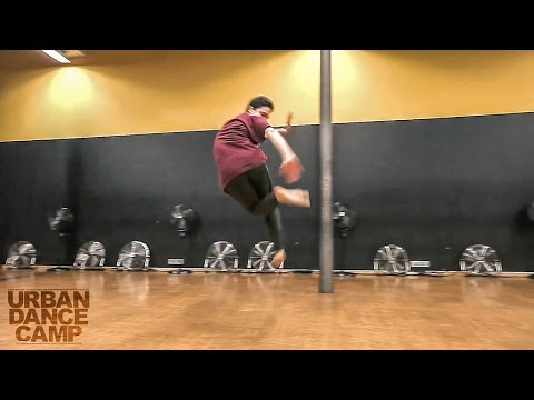If You Crump Stand Up - edIT​ / Dylan Mayoral​ Choreography / URBAN DANCE CAMP