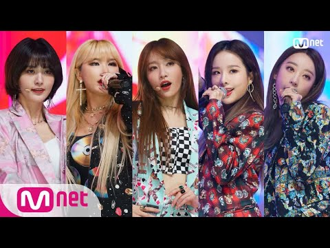 EXID - INTRO + UP&DOWN + I LOVE YOU KPOP TV Show  M COUNTDOWN 190103 EP600