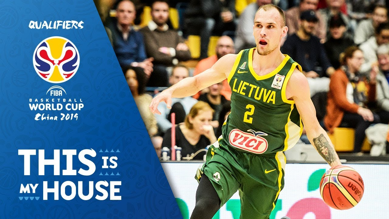 Lithuania's Best Plays of the FIBA Basketball World Cup 2019