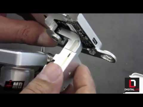 DJI Phantom 2 Vision + Gimbal Repair