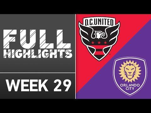 HIGHLIGHTS | D.C. United 4-1 Orlando City SC