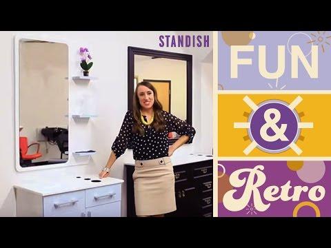 Miami Salon Styling Station | Standish Salon Goods