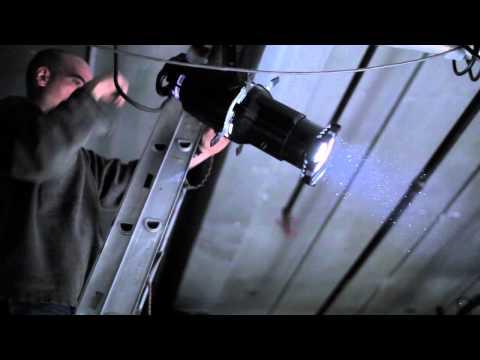 Radiohole at the Garage - INFLATABLE FRANKENSTEIN [02.14.12]