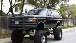 The Best Ford Broncos