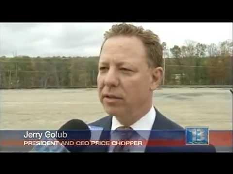 BRCTV-13 Newscast: Price Chopper Groundbreaking