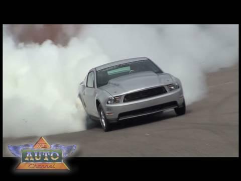 2010 Cobra Jet Mustang Youtube