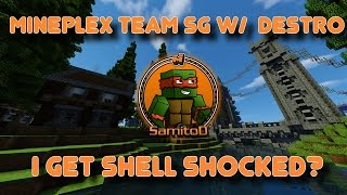 Mineplex Team SG w/ Destro: I get Shell Shocked?