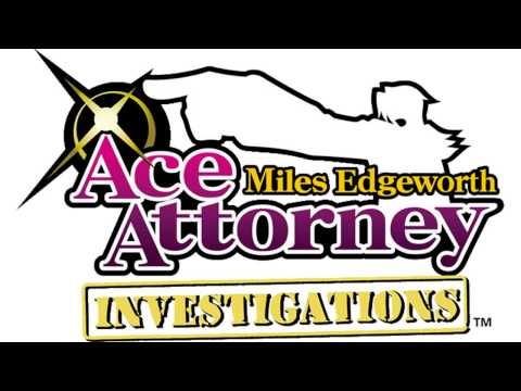 """""""Quercus Alba"""" - The Enemy Who Surpasses the Law - AceAttorney Investigations:Miles Edgeworth Music"""