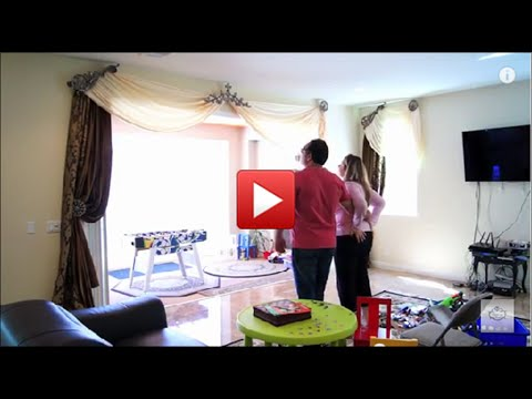 DIY Drapes Window Treatments | How to Design DIY Custom Window Treatments | Galaxy-Design Video #88