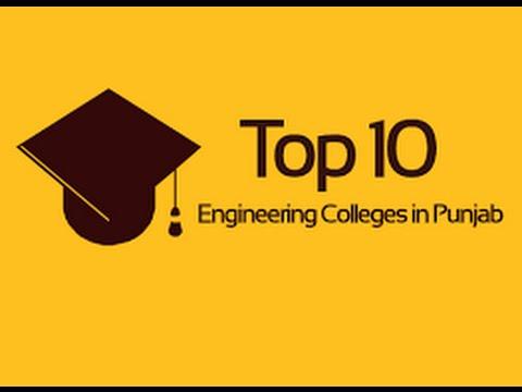 Top 10 Best Engineering colleges in Punjab