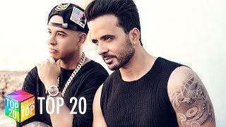 ТОП 20 иностранных песен (28 июня 2017)