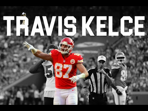 Travis Kelce 2016 Ultimate Highlights ᴴᴰ on YouTube
