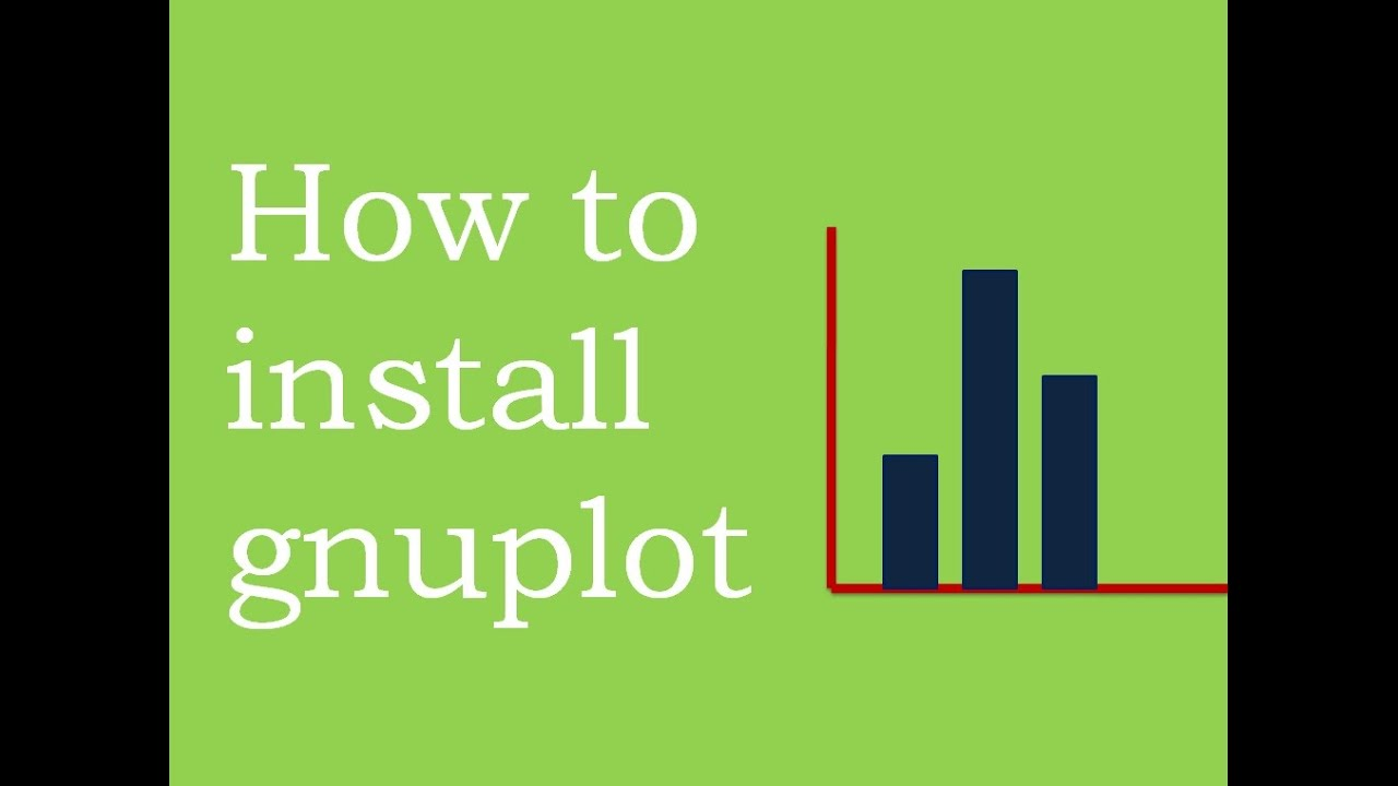 How to install gnuplot on linux
