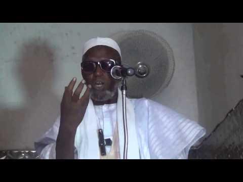 Khoutbah joumou'ah du 14 avril 2017  Quelques supplices de l'enfer avec Imam El Hadji Ibrahima Kane