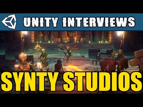 Unity Interviews - Synty Studios talk to The Messy Coder