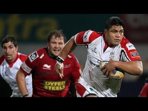Nick Williams ~ Tribute  Ulster's Wrecking Ball