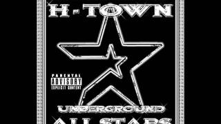we run these streetz- H-town underground allstarz Feat G Real, Heavy & DLP