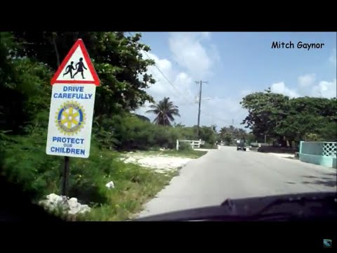 Driving in The Cayman Islands: Cayman Brac