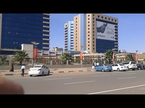 Walking On Alsuq Alarabi ,khartoum