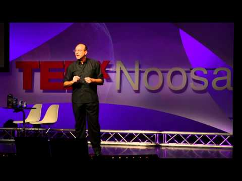 Holistic and sacred spaces: Phillip Daffara at TEDxNoosa 2014