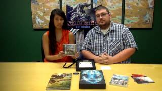 FINAL FANTASY XIV: A Realm Reborn (NA) Collector's Edition Unboxing