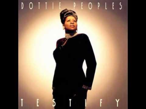 Dottie Peoples   Just A Few Things
