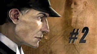 Шерлок Холмс. Пять египетских статуэток. Прохождение. Часть 2