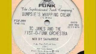TC James & Fist-O-Funk Orchestra - Bumpsie