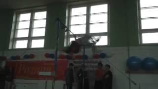 Соревнования Gimbarr  Tula