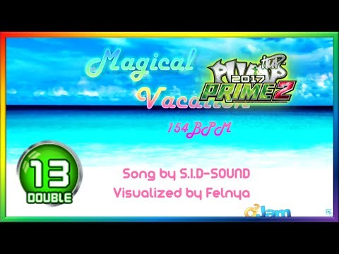 Magical Vacation D13