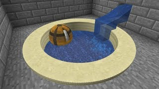 Minecraft   Cursed Images 02 (Swimming Pool)