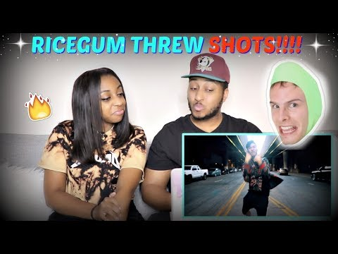 "Thumbnail: IT'S HERE!! | RiceGum - ""Frick Da Police"" (Official Music Video) REACTION!!!"