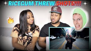 "IT'S HERE!! | RiceGum - ""Frick Da Police"" (Official Music Video) REACTION!!!"