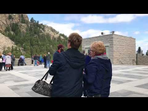 Mount Rushmore, in and around Keystone, South Dakota.