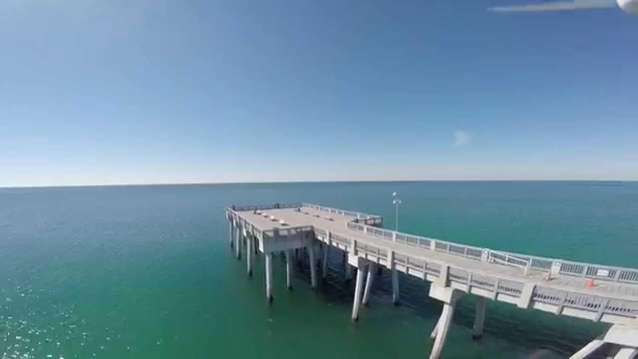 Panama City Beach County Pier