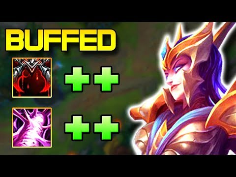 "RANK 1 ELISE COMING BACK TO TRY THESE ""BUFFS!!"" INFORMATIVE JUNGLE GAMEPLAY"