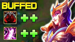 """RANK 1 ELISE RETURNS TO TRY THESE """"BUFFS!!"""" INFORMATIVE JUNGLE GAMEPLAY"""