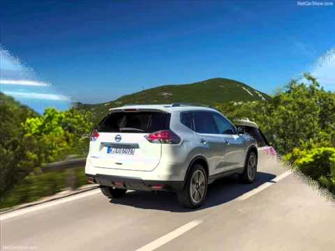 All New 2014 Nissan X-Trail EU Spec White Part 2
