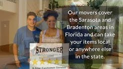 Movers in Sarasota - Exceptional Moving Companies near Bradenton Florida