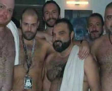 Gay Bear Sevilla