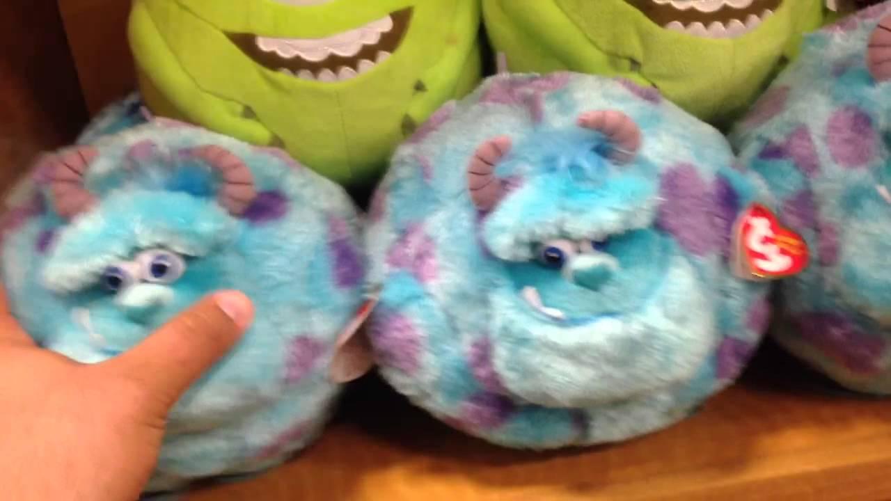 bef9447a85e SULLY   MIKE WAZOWSKI Beanie Babies   Beanie Ballz  TY  - YouTube