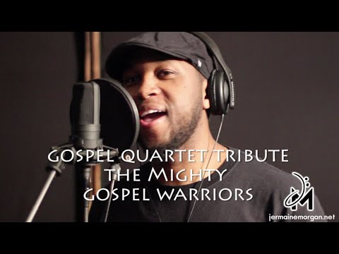 Gospel Quartet Tribute - Old School Gospel - Jermaine Morgan