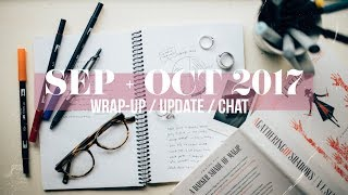 WRAP-UP | September + October 2017
