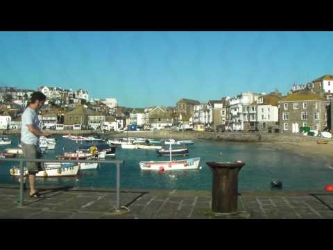 Carbis Bay To St Ives In HD