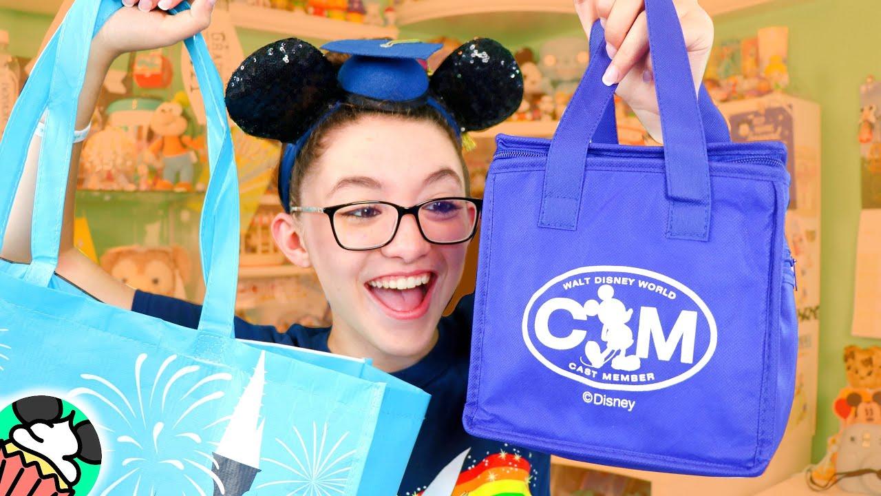 CAST CONNECTION HAUL! Disney Cast Member Exclusive Merchandise, Pins, Clothes, Lanyards, & MORE!