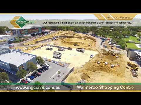 Wanneroo Shopping Centre December 2017
